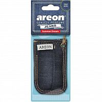 Ароматизатор AREON JEANS BAG (Summer Dream) Летняя мечта